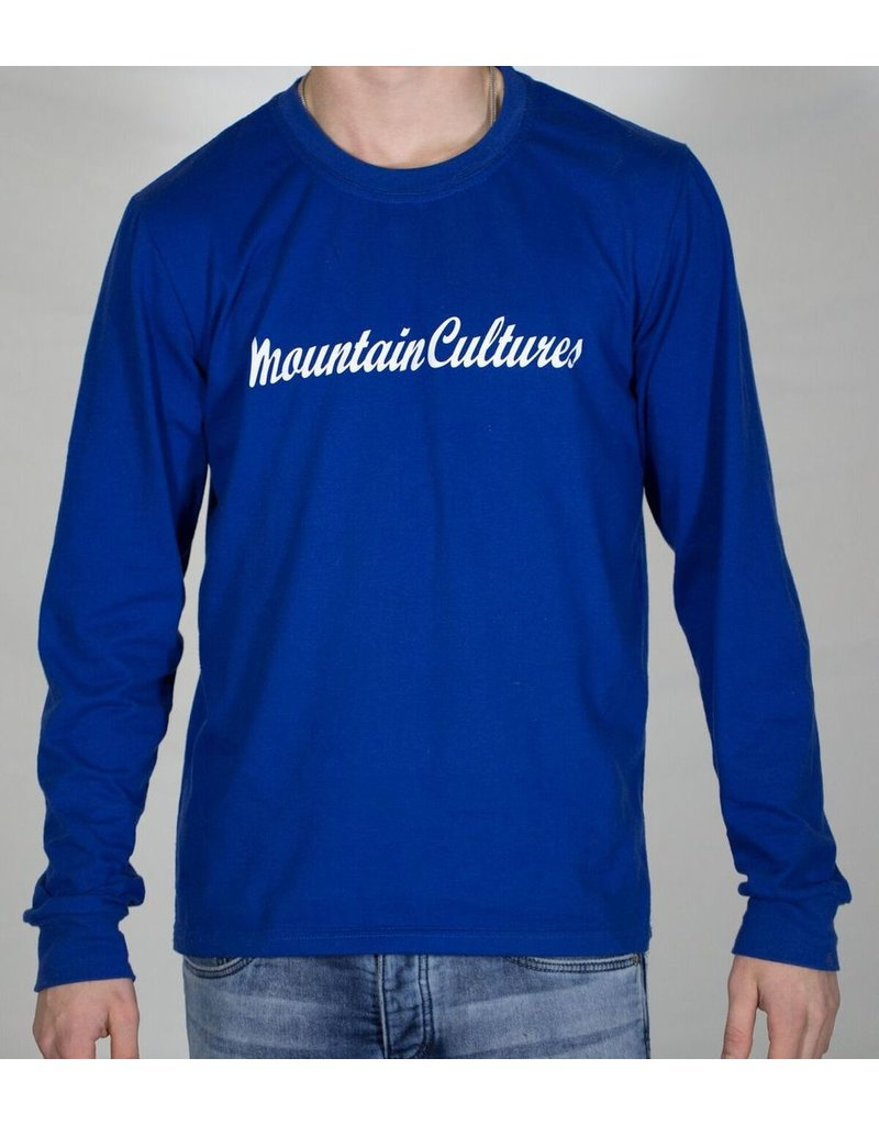MountainCultures Mountain Cultures Long Sleeve Tee