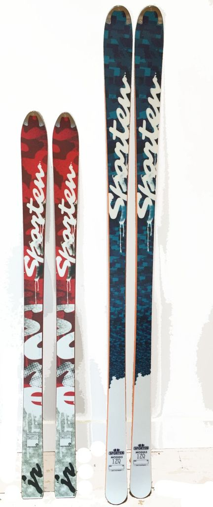 Sporten Sporten Junior Mogul Ski