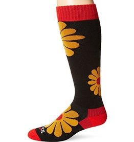 Hot Chillys Hot Chillys Women's Fiesta! Socks, Mid Volume