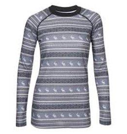 Kombi Body 2 Merino Wool Ladies Top