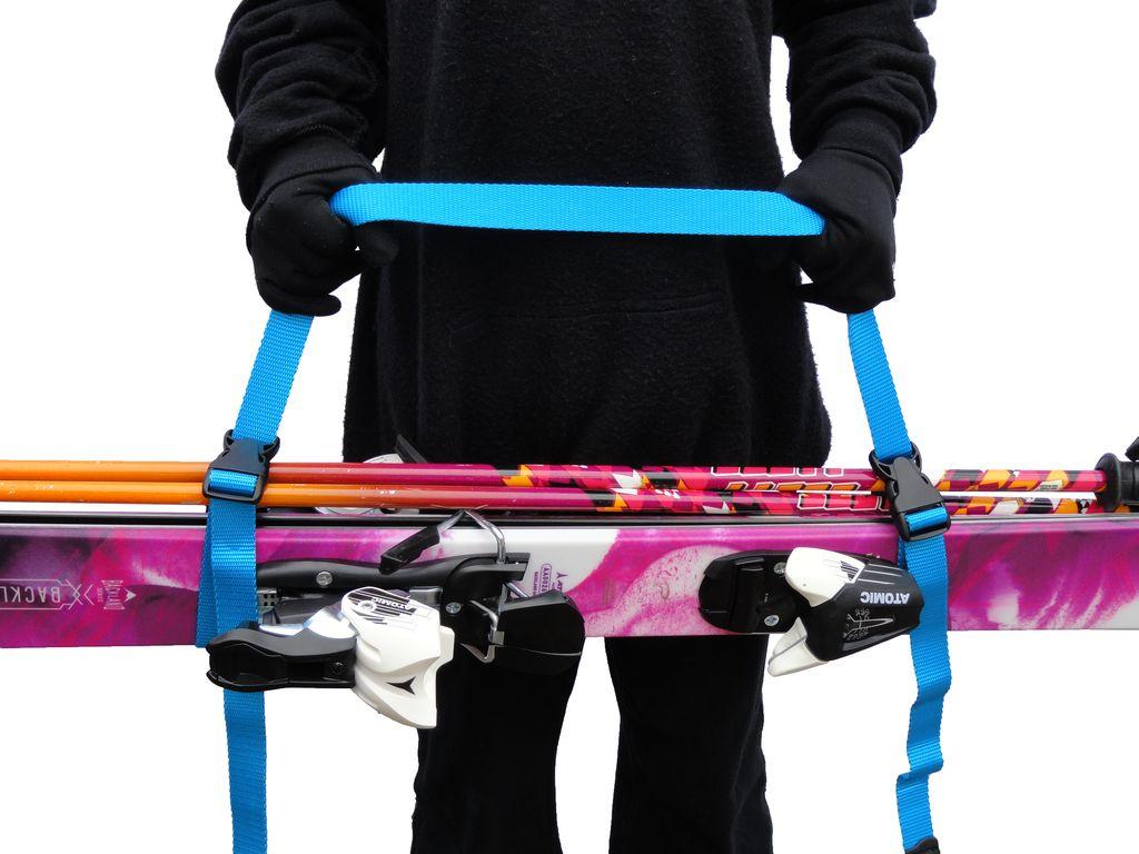 Ski Carry Portable Ski Strap
