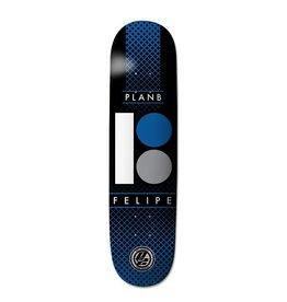 "Plan B Plan B Deck- Half Tone Felipe 7.8"""