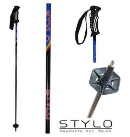 Zip Line Stylo Carbon Ski Poles