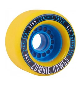 Hawgs Zombie Hawgs 76mm 82a - Yellow