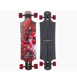 LandYachtz Maple Drop Hammer Cardinal