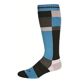 Hot Chillys Hot Chillys Men's Fiesta! Socks, Mid Volume