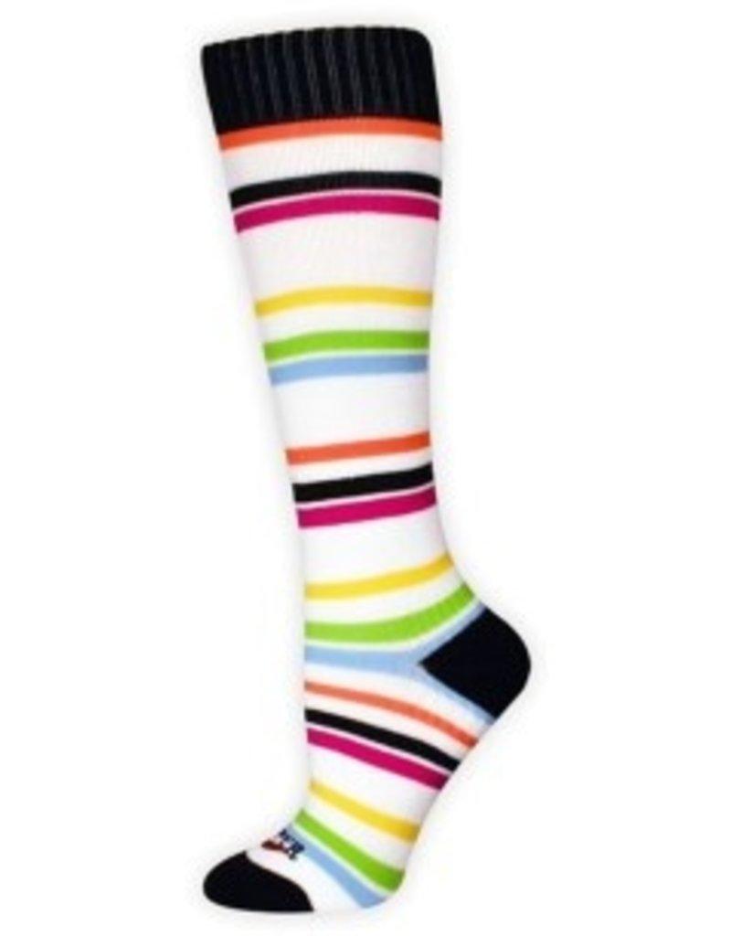 Hot Chillys Hot Chillys Women's Fiesta Socks Mid Volume