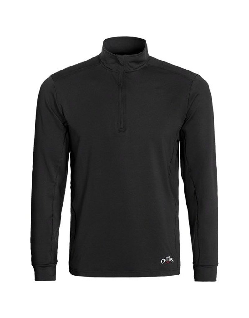 Hot Chillys Hot Chillys Micro-Elite Chamois 8K Zip-T