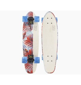 Land Yachtz Mini Dinghy 26  Floral White Cruiser Board