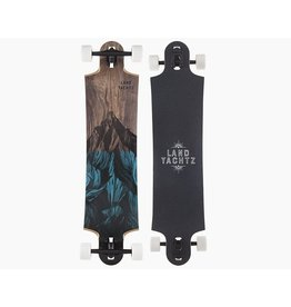 Landyachtz Switchblade 40 Mountains Blue Longboard