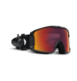 Oakley Oakley Lineminer Inferno Black w/Prism Torch Irid Goggle