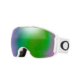 Oakley Oakley Airbrake XL White w/Prism Jade & Sapphire Irid Goggle