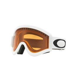 Oakley Oakley E-Frame Matte White w/Persimmon Goggle
