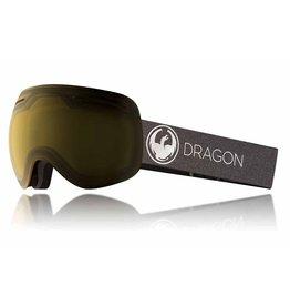 Dragon Dragon X1 Echo/Transitions Amber Goggle