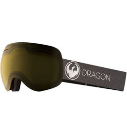 Dragon Dragon X1S Echo Transition Yellow Goggle