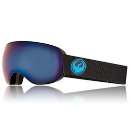 Dragon Dragon X2 Split Luma Blue Ion + Free Lens
