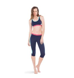 Mons Royale Mons Royale Ladies Alagna 3/4 Legging