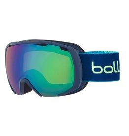 Bolle Bolle Royal Matte Blue & yellow w/ Green Emerald