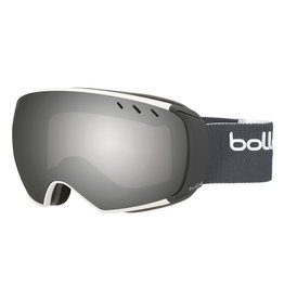 Bolle Bolle Virtuose Matte White/Grey W/ Black Chrome+ Aurora