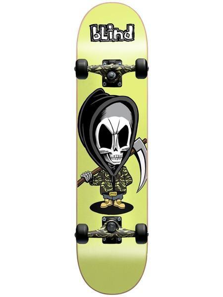 Blind Blind New Bone Thug Youth Complete Skateboard 7.5