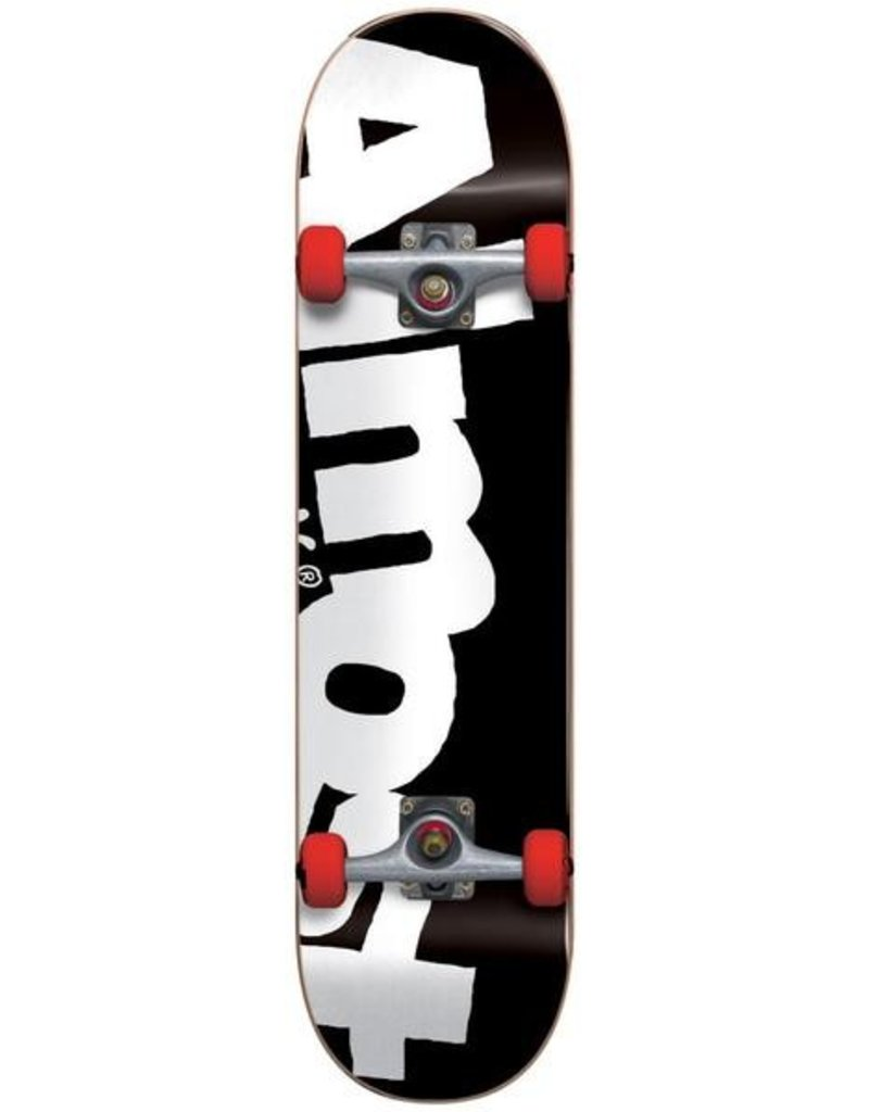 Almost Almost Side Pipe First Push Complete Skateboard