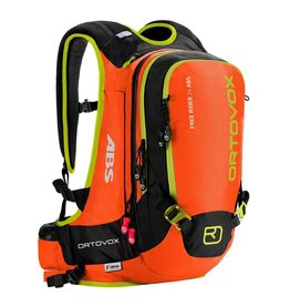 Ortovox Ortovox Freerider 24 ABS Avalanche bag - Canister & MASS Unit Included