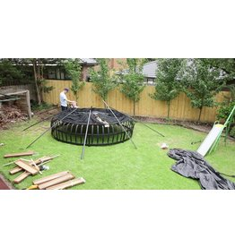 Vuly Trampolines Vuly Thunder Trampoline Delivery & Install