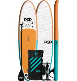 POP Paddleboards POP Inflatable ISUP  11""