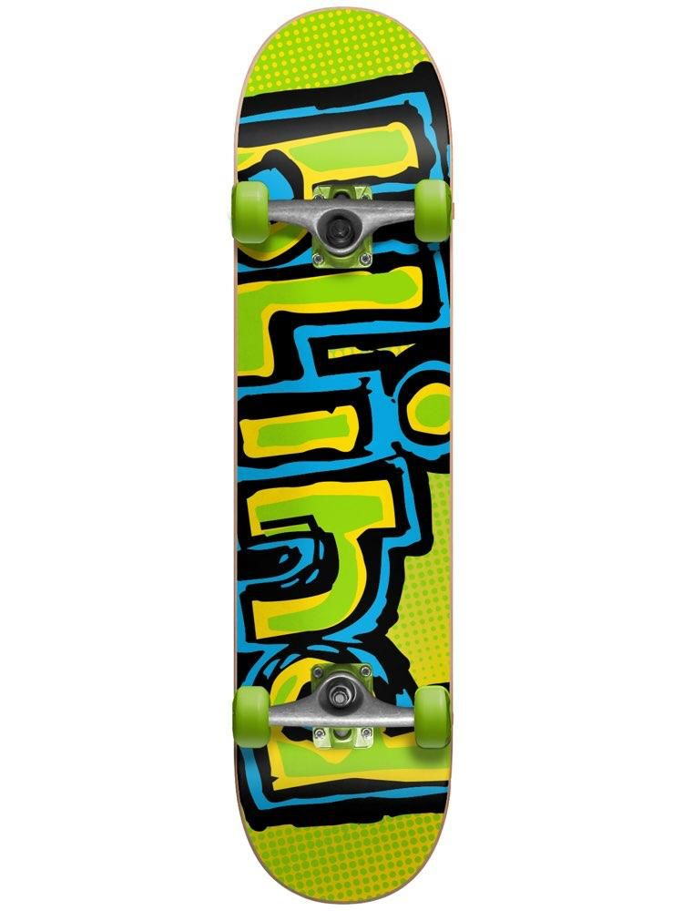 Blind Blind - Logo Fade 7.5 - First Push Premium Complete Skateboard