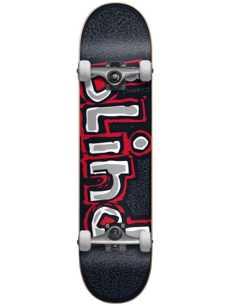 Blind Blind Athletic Skin 8.0 First Push Premium Complete Skateboard