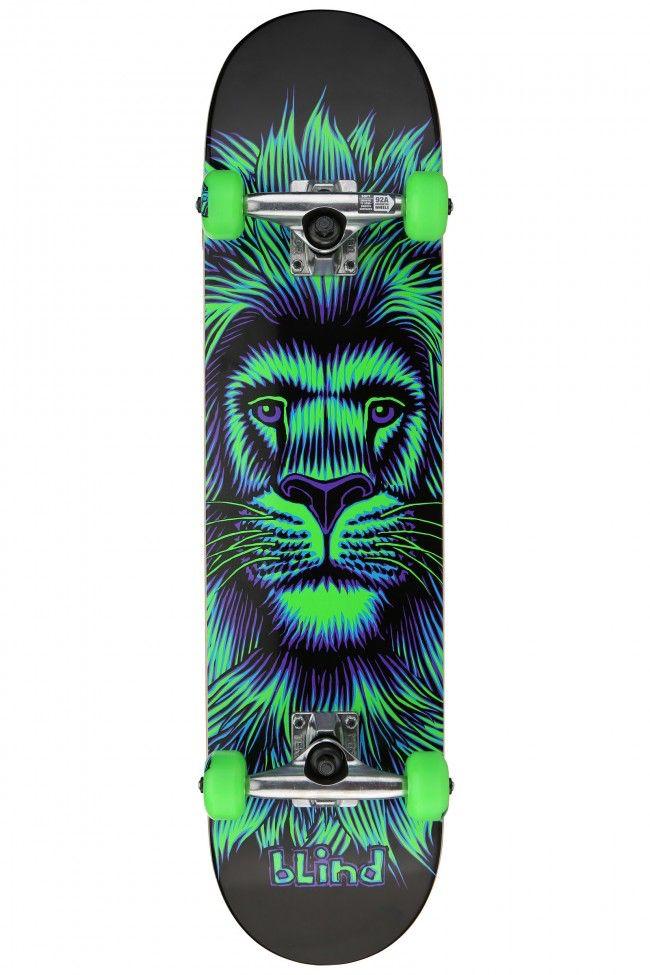 Blind Blind - Lion 7.625 - First Push Complate Skateboard