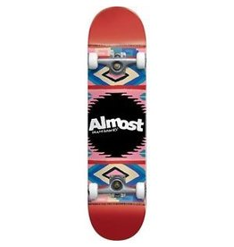 Almost Almost Native American 7.5  First Push Complete Skateboard