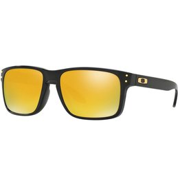 Oakley Oakley Holbrook Polished Black w/ 24K Iridium Sunglasses