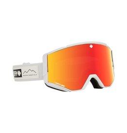 Spy Spy Ace -Goggle- Essential White + 2 Happy Lens