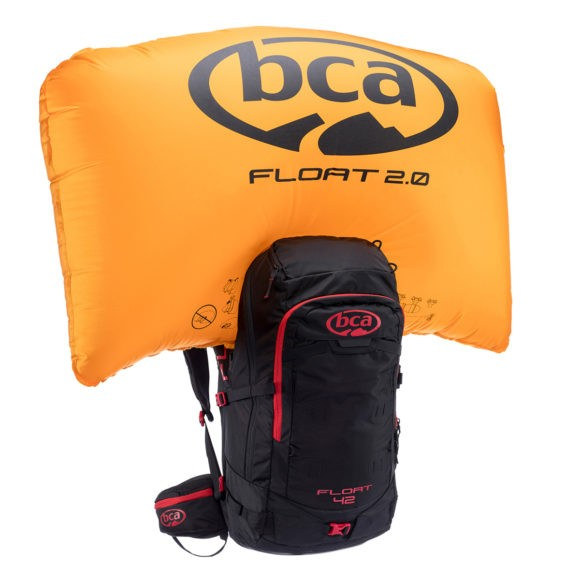 BCA BCA Float 32 Airbag - Black