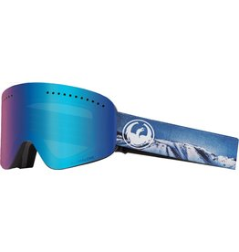 Dragon Dragon NFX Goggle - Realm W/Blue Ion + Free Lens