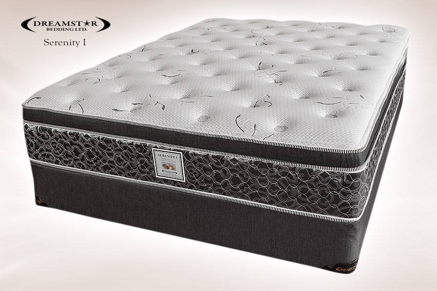 serenity i ens matelas et sommier 39 39 39 dreamstar meubles d co d p t. Black Bedroom Furniture Sets. Home Design Ideas