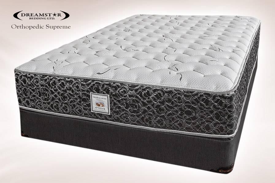 dreamstar 78 39 39 ortho supreme box spring furniture deco depot. Black Bedroom Furniture Sets. Home Design Ideas