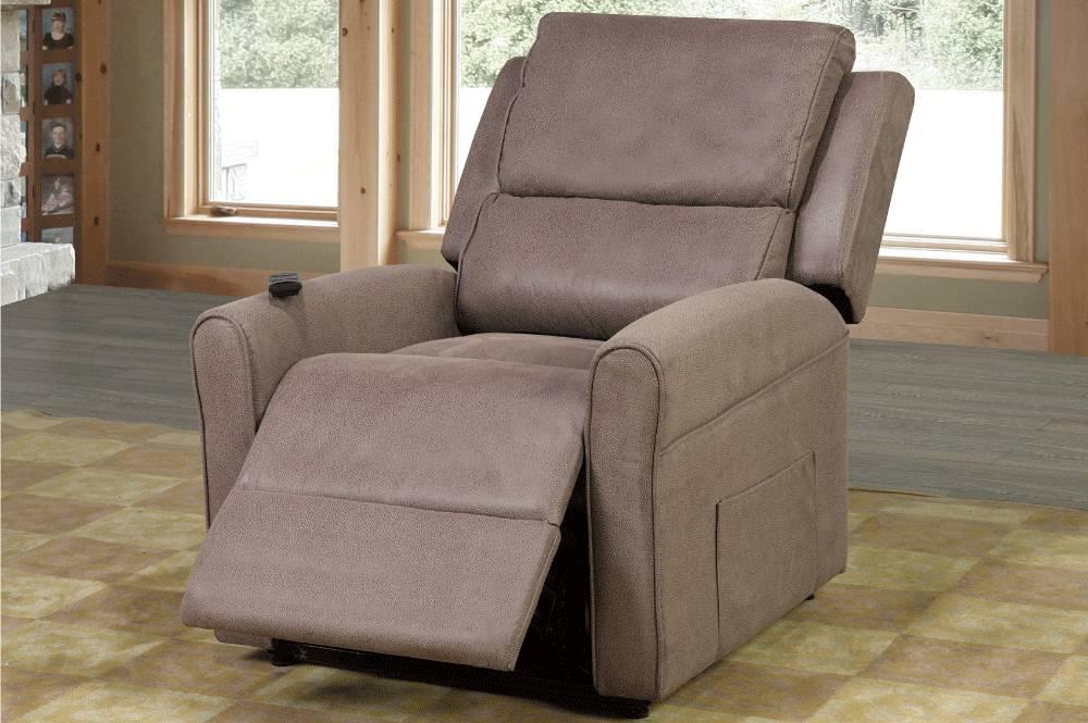 t 1010 fauteuil inclinable l vateur lectrique chocolat meubles d co d p t. Black Bedroom Furniture Sets. Home Design Ideas