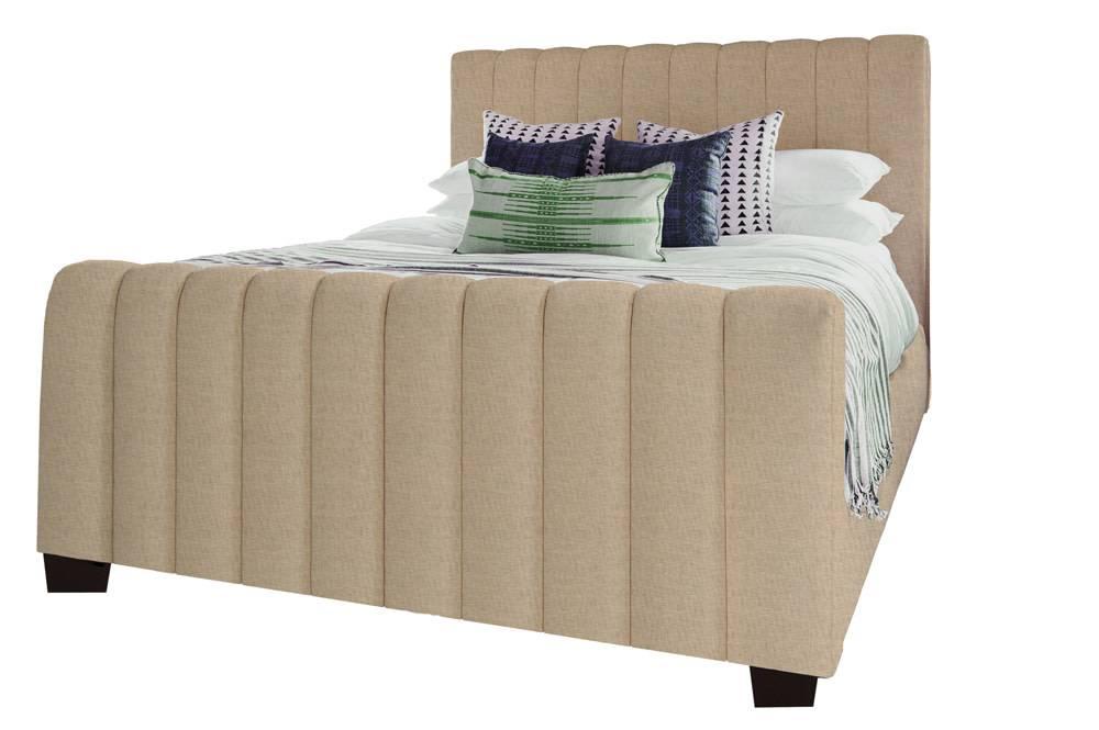 r 182db lit et t te de lit double meubles d co d p t. Black Bedroom Furniture Sets. Home Design Ideas