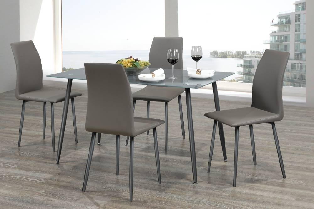 t 3600 3700 ensemble 5mcx salle manger gris meubles
