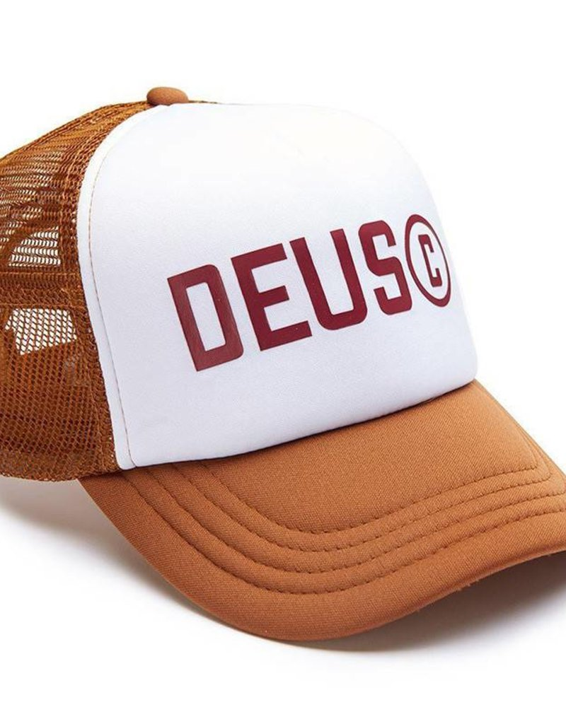 Deus Ex Machina - Cooper Trucker
