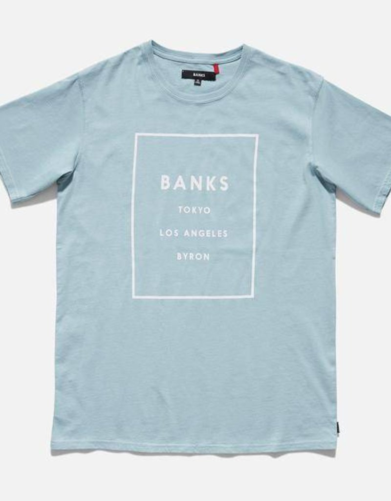 BANKS - Label Classic Tees
