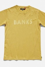 BANKS - Classic Faded Tees