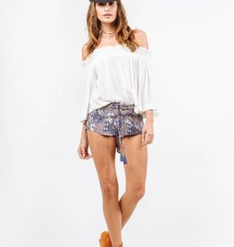 INDAH INDAH - Harper Off The Shoulder Blouse