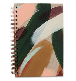 Moglea Moglea - Painted Notebook Cedar