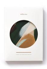 Moglea Moglea - Painted Notebook Cedar