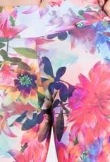 Linda Works Linda Works - Flower Yoga Pants