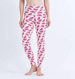 Linda Works Linda Works - Watermelon Yoga Pants