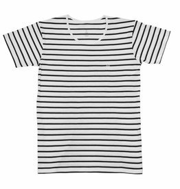 UIS UIS - Palm Tree Stripe Tee